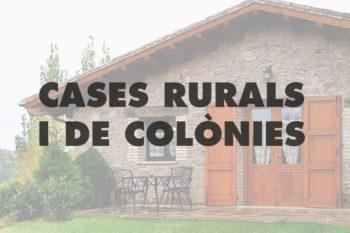 cases rurals